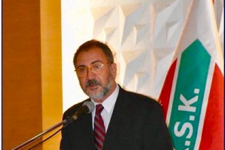 Karşıyaka'da Turgay Büyükkarcı yeniden başkan seçildi