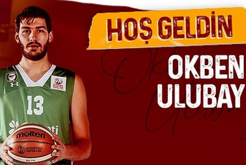 Okben Ulubay Galatasaray'da