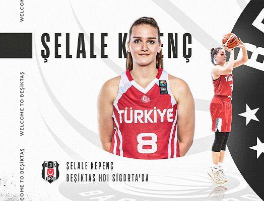 Şelale Kepenç, Beşiktaş HDI Sigorta'da